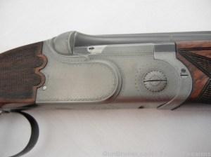 1953 Beretta AS 20E Boxlock 20 Gauge Over Under Shotgun
