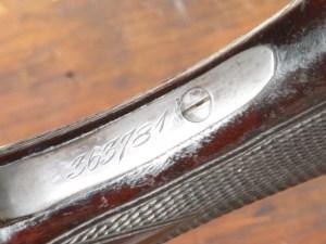 16 gauge A.H. Fox Sterlingworth Double Barrel, SxS Shotgun