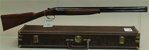 Browning Upland Special over/under double barrel shotgun. 20 ga