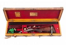 10 gauge James Purdey & Sons Double Barrel SxS Shotguns