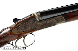 JAMES WOODWARD BEST PRE-WAR SXS 28 GAUGE  Double Barrel