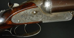 """LeFever"" Ornately Engraved High Grade Gun, 10 & 12 gauge Set"