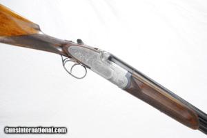 Beretta Sidelock S-2 OU - 12 GAUGE Double Barrel Shotgun