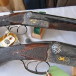 Stunning Charles Daly Regent Diamond SxS shotguns coming up at Julia's Fall sale