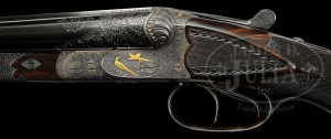 "20 GAUGE CHARLES DALY ""REGENT DIAMOND"" SxS DOUBLE BARREL SHOTGUN"