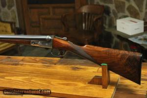 "Parker VH 16, Remington Era, Straight grip, 28"" Exc. original"