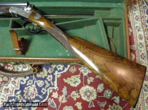 W. W. Greener FH25 in 28 gauge SxS Shotgun