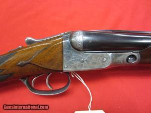 """Parker Brothers DHE Trap 12ga Shotgun 32"""" Vent Rib Full/Full"""