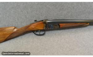 28 gauge Renato Gamba SxS Principessa Double Barrel Shotgun