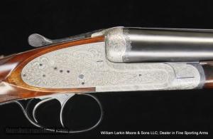 LEBEAU-COURALLY Best quality SLE SXS 12 GA Double Barrel Shotgun