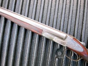 "L.C. Smith 16 gauge No. 2 with Ejectors & 28"" damascus barrels"
