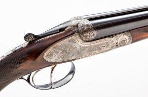Francotte 20g Abercrombie & Fitch mkd SxS Shotgun