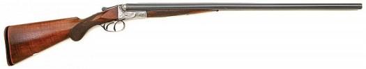 J. P. Sauer Prussian 20 gauge Boxlock Double Shotgun
