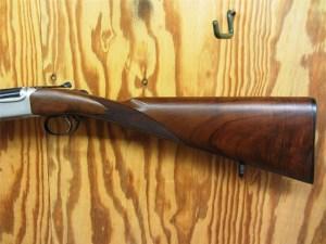 """28 gauge Ruger Red Label over under shotgun, 28"""" barrels, straight grip"""