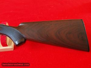 A. H. FOX CE 12 GAUGE DOUBLE BARREL SHOTGUN