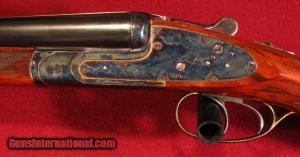 Browning Lebeau Courally LC1 20 Gauge Sidelock Shotgun