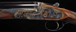 28 gauge Boss O/U Double Barrel Shotgun