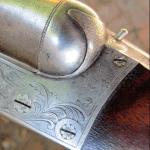 10 gauge Joseph Jakob boxlock double barrel shotgun