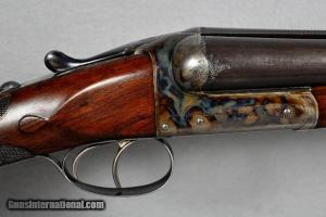Westley Richards 12 gauge Side-by-Side Boxlock Shotgun
