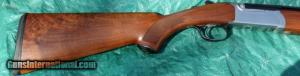 28 gauge Ruger Red Label Over Under Shotgun