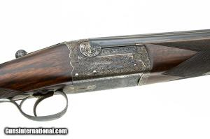 WESTLEY RICHARDS OVUNDO BEST QUALITY O/U 20 GAUGE
