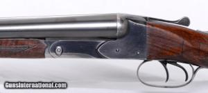 "Winchester Model 21 field 12 gauge SxS shotgun. 32"" bbls"
