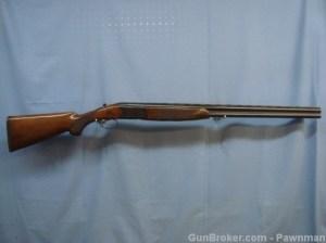 Beretta BL-4 12g Over Under Shotgun