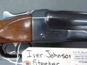 Iver Johnson Skeeter .410ga barrel length 28in length of pull 14.25in SN 25593