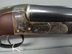 Lot 361: Ithaca 20ga w 28in steel barrel length of pull14in SN 469973