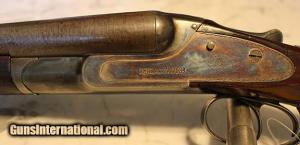 Lefever HE 16E gauge Side-by-Side Shotgun
