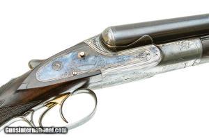 LEFEVER DE 12 GAUGE SxS SHOTGUN: