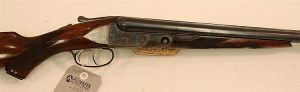 Parker Bros DHE Grade side by side double barrel shotgun.