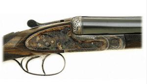 Fine Belgian Sidelock Double Ejectorgun By H. Mahillion Of Brussels