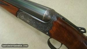 Zanotti 20ga., Model 625, SxS Shotgun