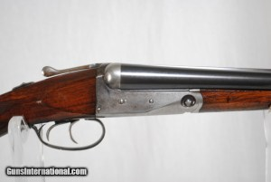 "PARKER TROJAN 16 GAUGE WITH 28"" BARRELS - #1 FRAME"