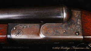 Ithaca Gun Co, Year 1939, 10 Gauge, 10lbs 7oz, Side by Side: