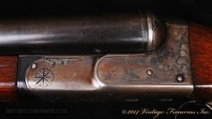 Ithaca Gun Co, Year 1939, 10 Gauge, 10lbs 7oz, Side by Side: