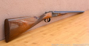 "ZANOTTI - MODEL 625 BOXLOCK GAME GUN: 28 gauge, 27"" barrels:"