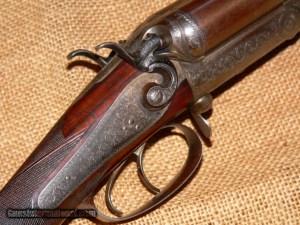 W.R. Pape 12b Hammer Gun