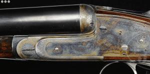 12g James Purdey & Sons SxS Double Barrel Shotguns, Original or redone?