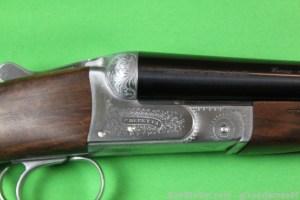 """Beretta 470 Silverhawk .12 ga mint 28""""bbls"""