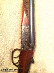 BC Miroku Model M SXS Double Barrel Shotgun 12 Gauge 2 3/4""