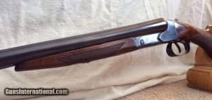 Winchester M21 16 gauge SXS, Double Triggers, Ejectors