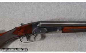 Winchester Model 21 SxS 12 Gaube Double Barrel Shotgun