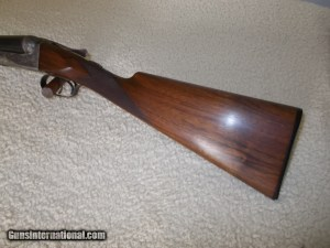 "A.H. Fox ""A"" Grade 12 bore, Philly SxS Shotgun, 32"" bblsA.H. Fox ""A"" Grade 12 bore, Philly SxS Shotgun, 32"" bbls"