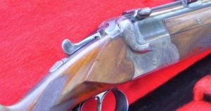 1928 Merkel Suhl Combination gun Model 210