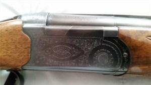 "Beretta BL-4 OU Shotgun, 12 gauge 30"" barrels"