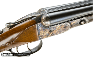 PARKER REPRODUCTION DHE 28 GAUGESxS SHOTGUN