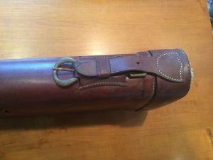 RedHead Leather Shotgun Case