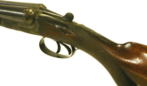 Charles Daly German 12 Ga Feather Weight Double-Barrel Shotgun
